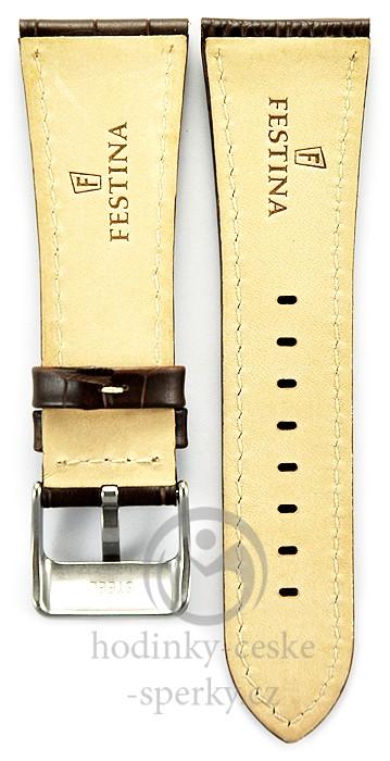 Kožený remienok FESTINA - FESTINA 16235 2-BC 398e2495bc