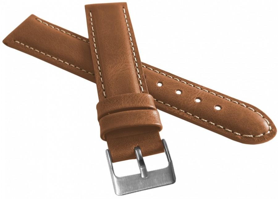 Kožený remienok na hodinky Sport Top Grain - LAVVU LSBUE22 c2e34326be