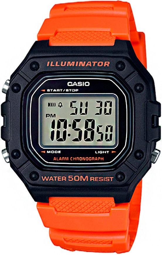 ... digitálne » Pánske hodinky Casio Collection. CASIO W-218H-4B2VEF ... bbbe04050db