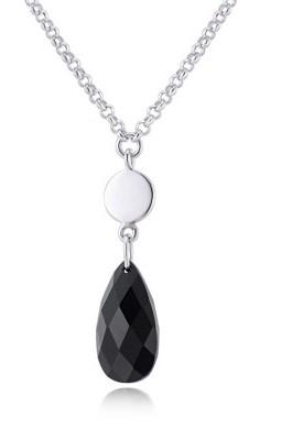 f6facd2de Strieborný náhrdelník - ELLE R0LAH22748-X0L5NB0