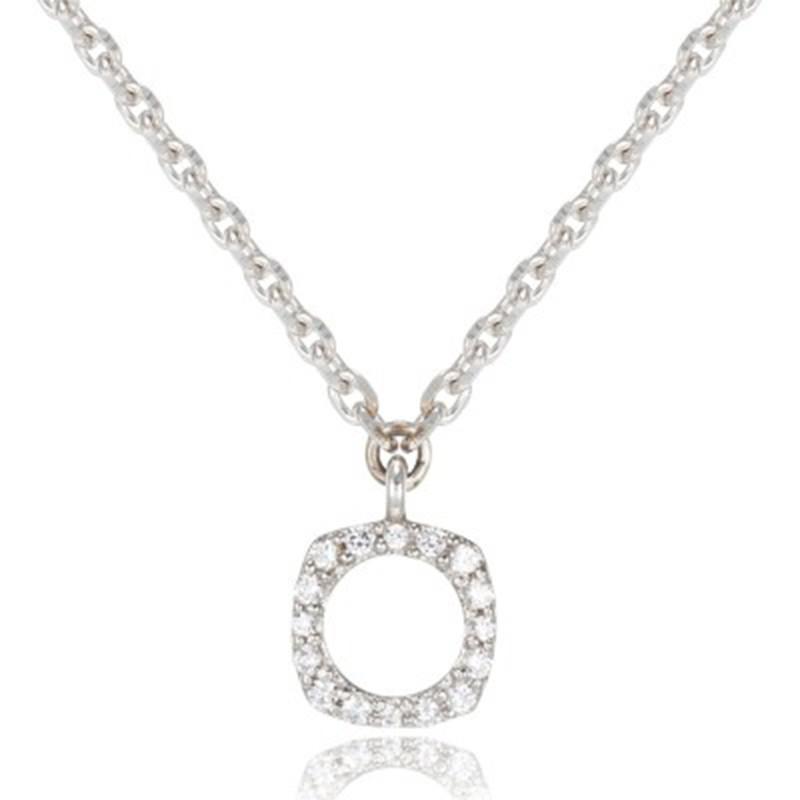 42bf103ea Strieborný náhrdelník - ELLE R0LAM10024-X0L5NA0