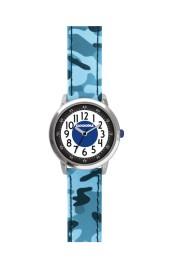 6d72bd78b Svietiace chlapčenské hodinky Army s maskáčovým vzorom. CLOCKODILE CWB0030  · CLOCKODILE CWB0030