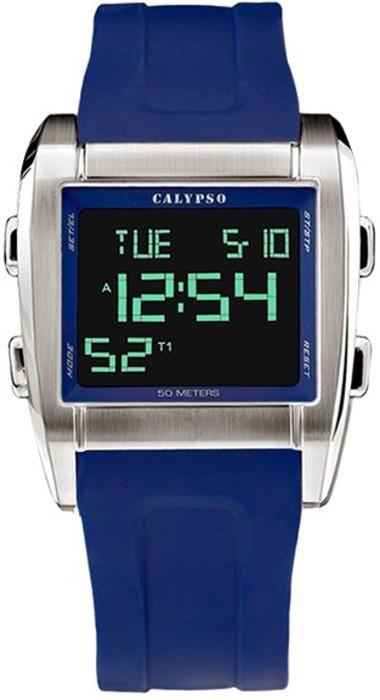 ca89f67e5 Pánske hodinky so stopkami - CALYPSO K5331/5