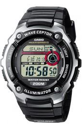 Rádiom riadené hodinky CASIO RADIO-CONTROLLED 252df8affc7